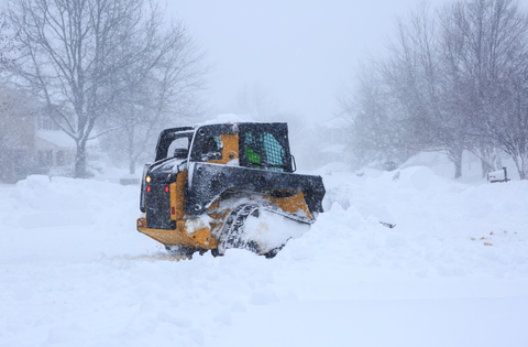 Aphix crews located in the cities of Lexington, Frankfort and Louisville specialize in commercial snow removal.